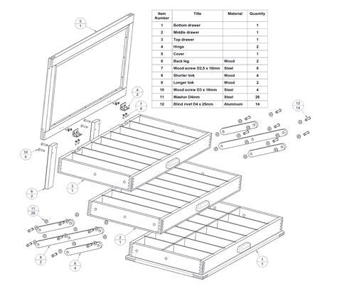 Diy-Sewing-Box-Plans