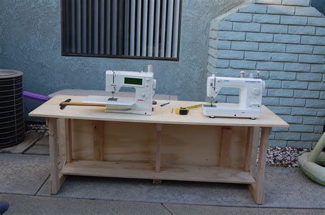 Diy-Sewing-Quilting-Table