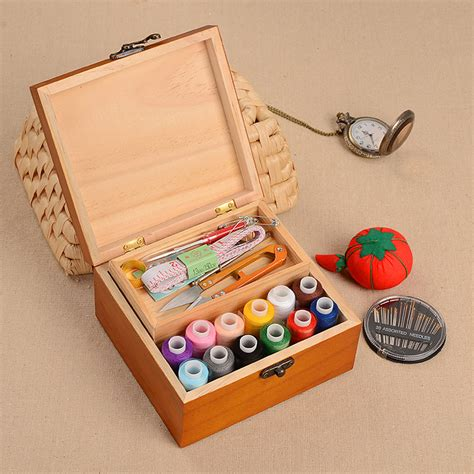 Diy-Sewing-Storage-Box