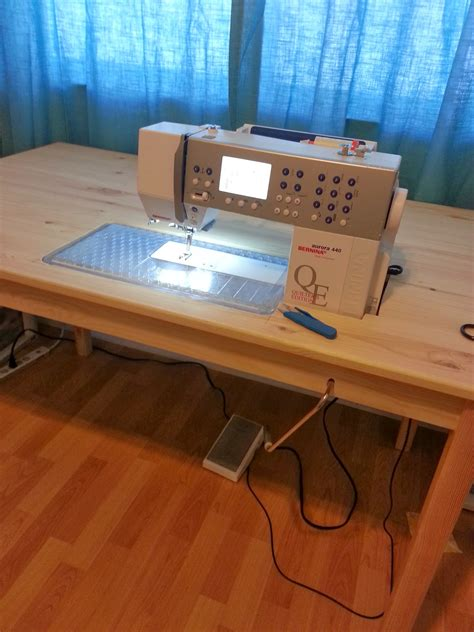 Diy-Sewing-Table-Desk
