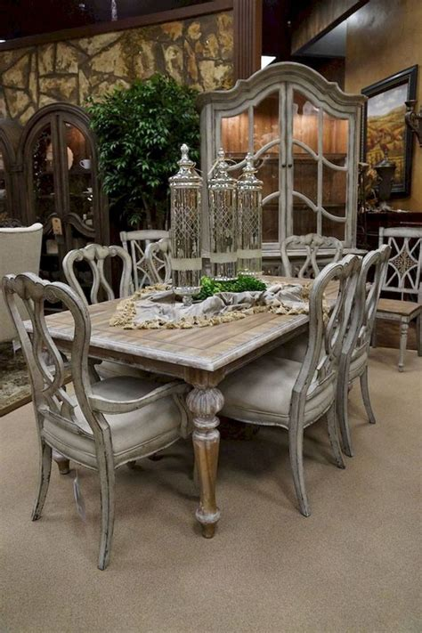 Diy-Shabby-Chic-Dining-Room-Table