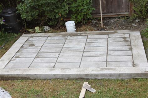 Diy-Shed-Cement-Floor
