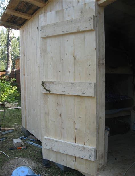 Diy-Shed-Door-With-Window