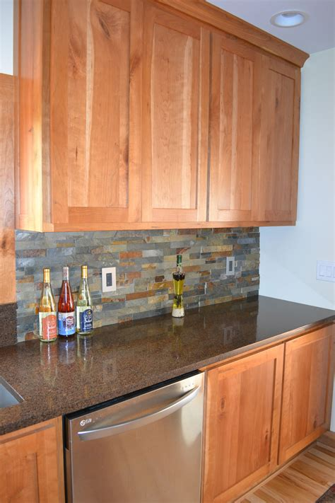 Diy-Shelf-Along-Kitchen-Backsplash