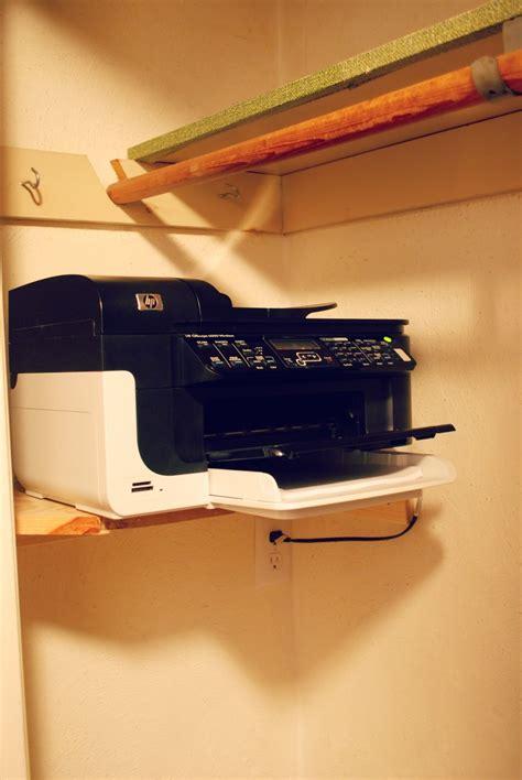 Diy-Shelf-For-Printer