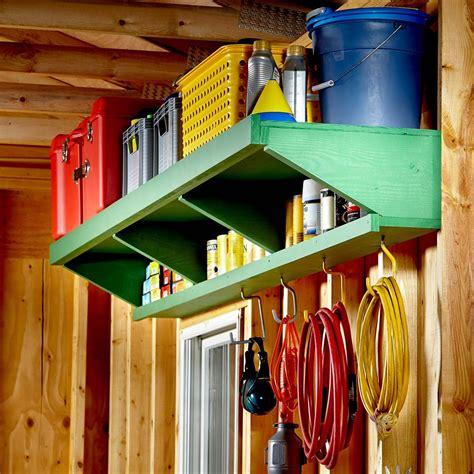 Diy-Shelf-Ideas-Garage