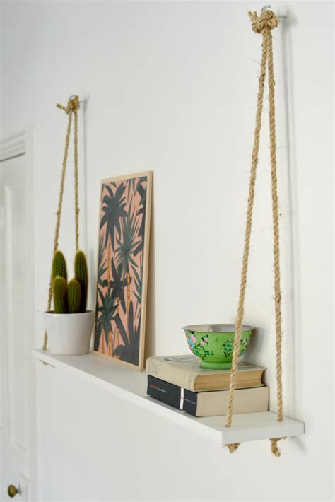 Diy-Shelf-With-Rope