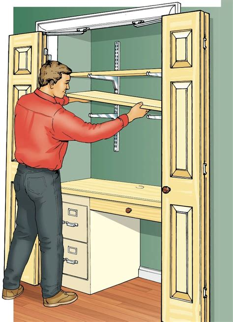 Diy-Shelves-For-Closet-Popular-Mechanics