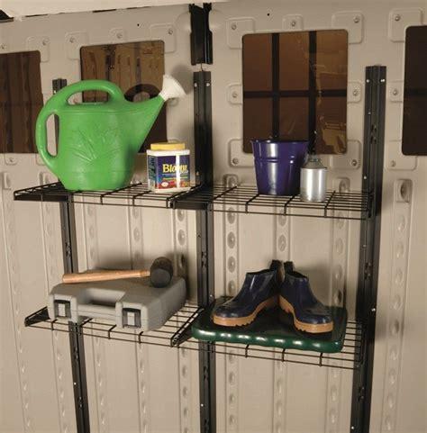 Diy-Shelves-For-Suncast-Shed