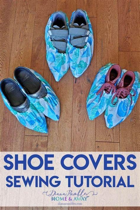 Diy-Shoe-Covers