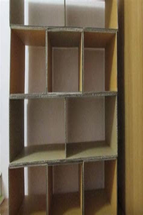 Diy-Shoe-Rack-Out-Of-Cardboard