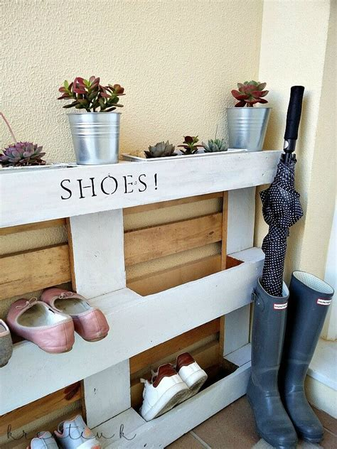 Diy-Shoe-Rack-Pallet
