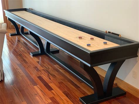 Diy-Shuffleboard-Table-Cost