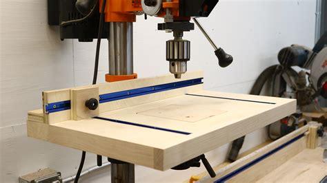 Diy-Simple-Drill-Press-Table