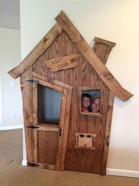 Diy-Simple-Indoor-Playhouse
