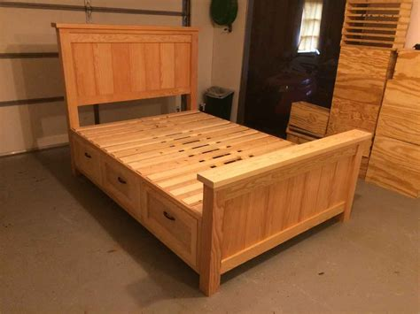 Diy-Simple-Plywood-Twin-Bed-Frame