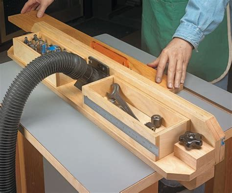 Diy-Simple-Router-Table-Fence