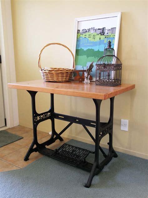 Diy-Singer-Sewing-Machine-Table