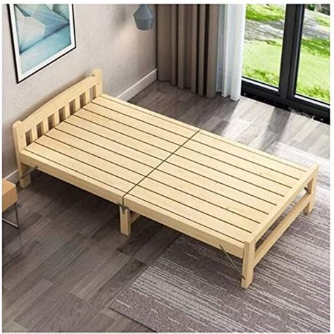 Diy-Single-Foldable-Bed-Frame