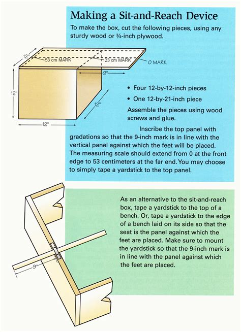 Diy-Sit-And-Reach-Box
