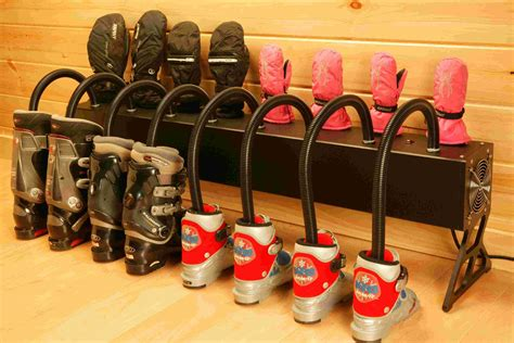 Diy-Ski-Boot-Dryer-Rack