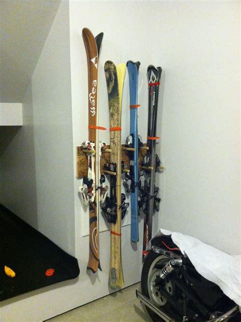 Diy-Ski-Rack-Dowels