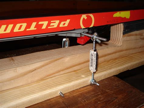 Diy-Ski-Wax-Bench