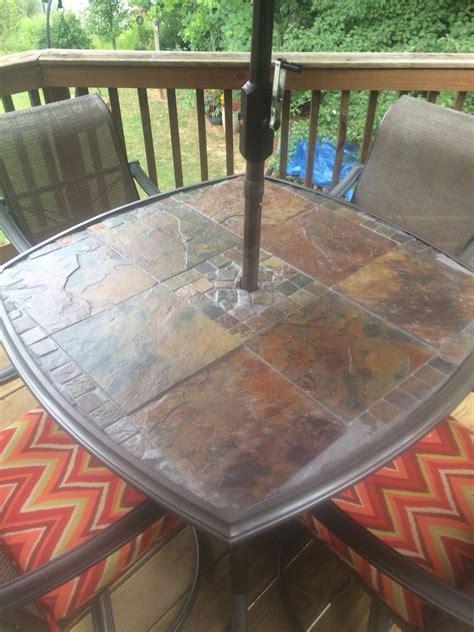 Diy-Slate-Tile-Table-Top
