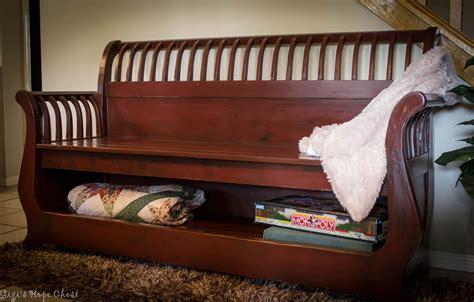 Diy-Sleigh-Bed-Bench