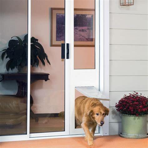 Diy-Sliding-Glass-Door-Dog-Door-Insert