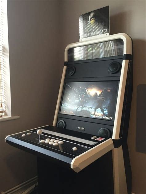 Diy-Slim-Arcade-Cabinet
