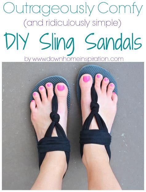 Diy-Sling-Sandals