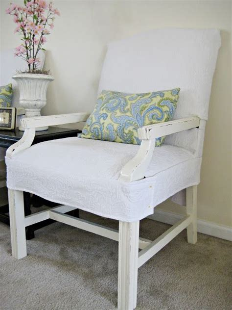 Diy-Slip-Cover-For-Chair