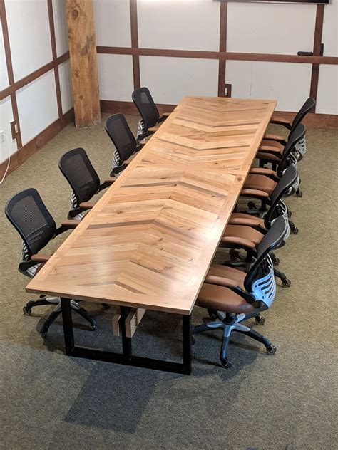 Diy-Small-Conference-Table