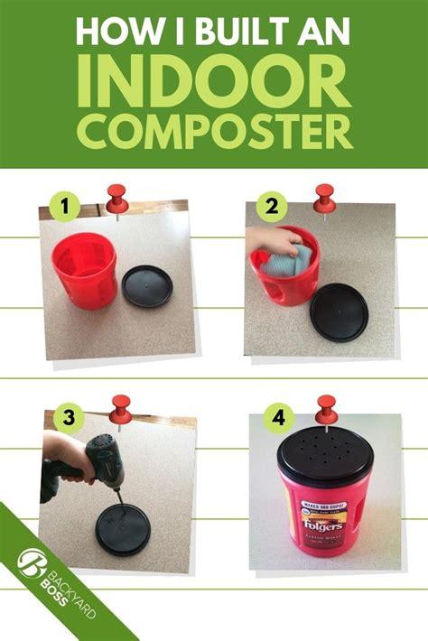 Diy-Small-Indoor-Compost-Bin