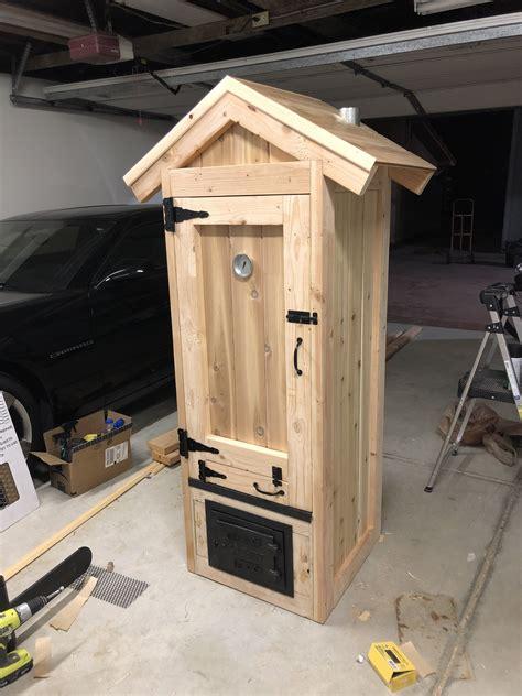 Diy-Small-Smokehouse