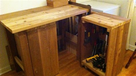 Diy-Small-Space-Workbench