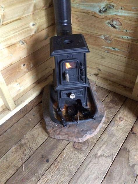 Diy-Small-Wood-Stove-For-Garage