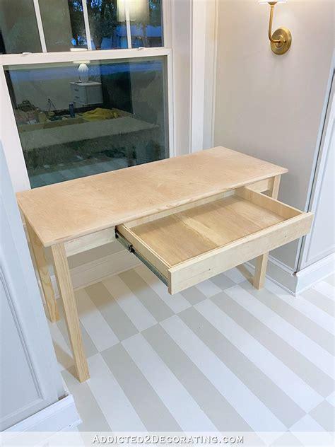 Diy-Small-Writing-Desk