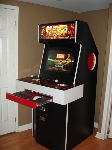 Diy-Smup-Arcade-Cabinet
