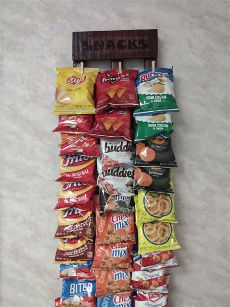 Diy-Snack-Rack