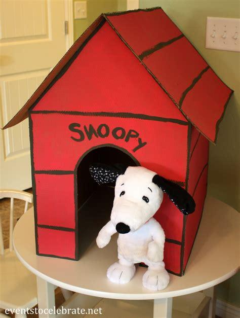 Diy-Snoopy-Dog-House