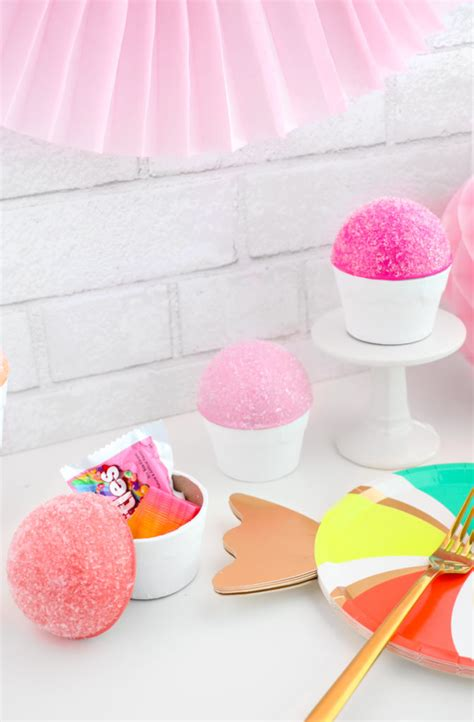 Diy-Snow-Cone-Box
