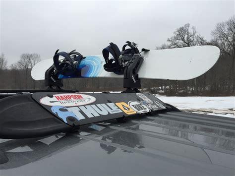 Diy-Snowboard-Rack-For-Car