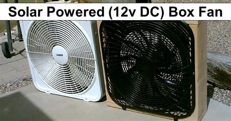 Diy-Solar-Powered-Box-Fan