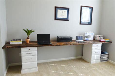 Diy-Solid-Wood-Desktop