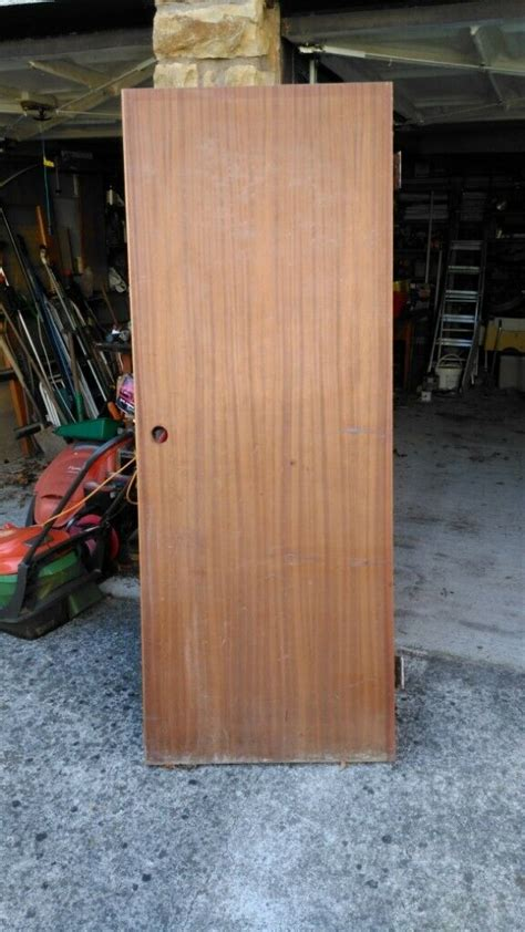 Diy-Solid-Wood-Fire-Door-Door
