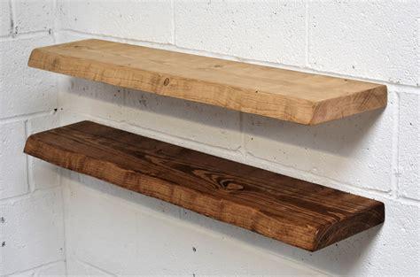 Diy-Solid-Wood-Floating-Shelf