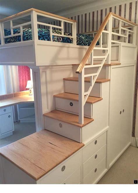 Diy-Songle-Loft-Bed