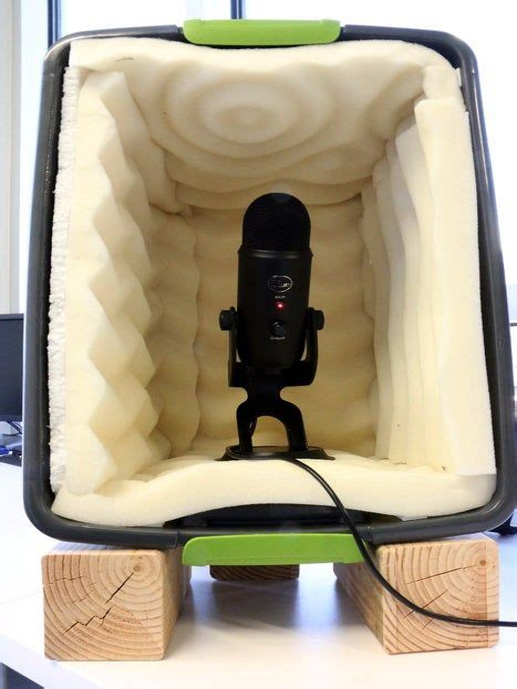 Diy-Sound-Booth-Box-Singing-Blue-Yeti
